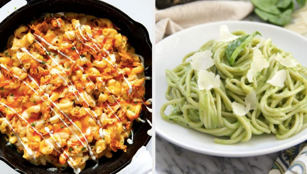 20 Creative Pasta Recipes You'll Probably Want To Whip Up ASAP
