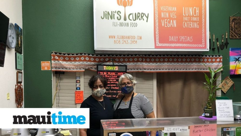 Jini's Curry Feeds the Hungry with Pay Forward Lunch Program