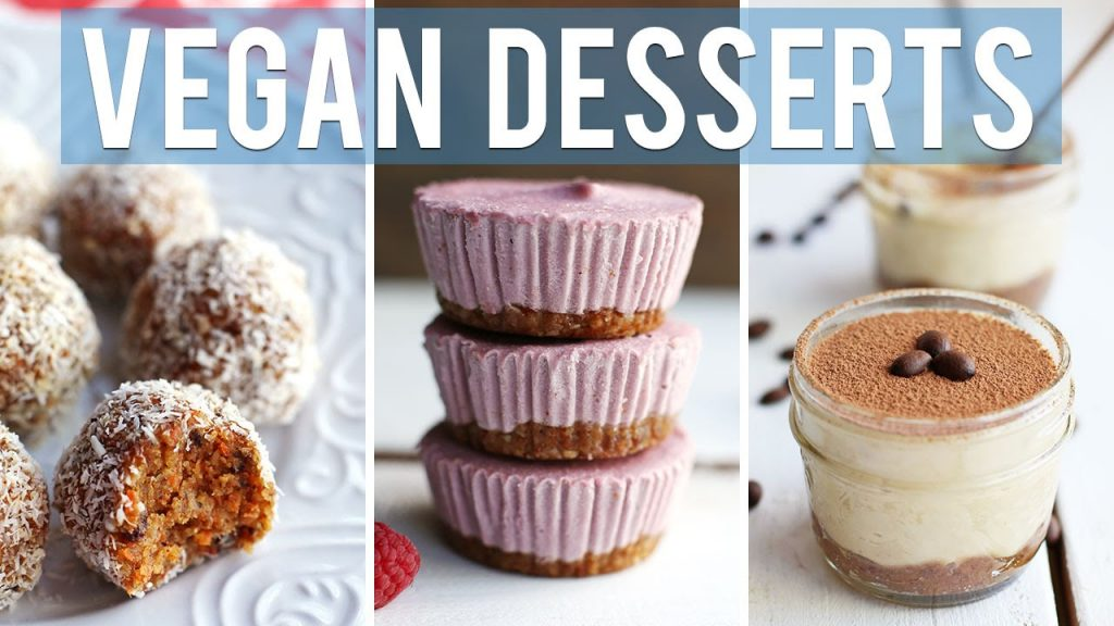 vegan desserts to buy